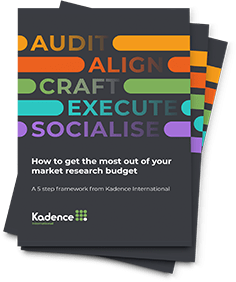 Getting The Most Out Of Your Research Budget