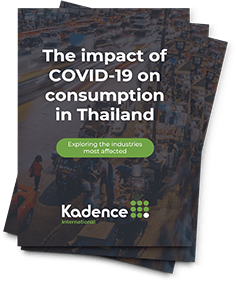 The Impact of Covid-19 on consumption in Thailand