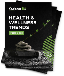 Health and wellness trends for 2021