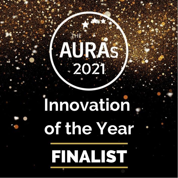 AURA Innovation of the Year award
