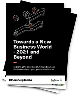 Towards a new business world -report